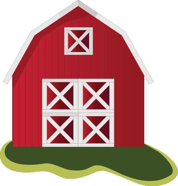 570x596 Farm Clip Art 3 Image