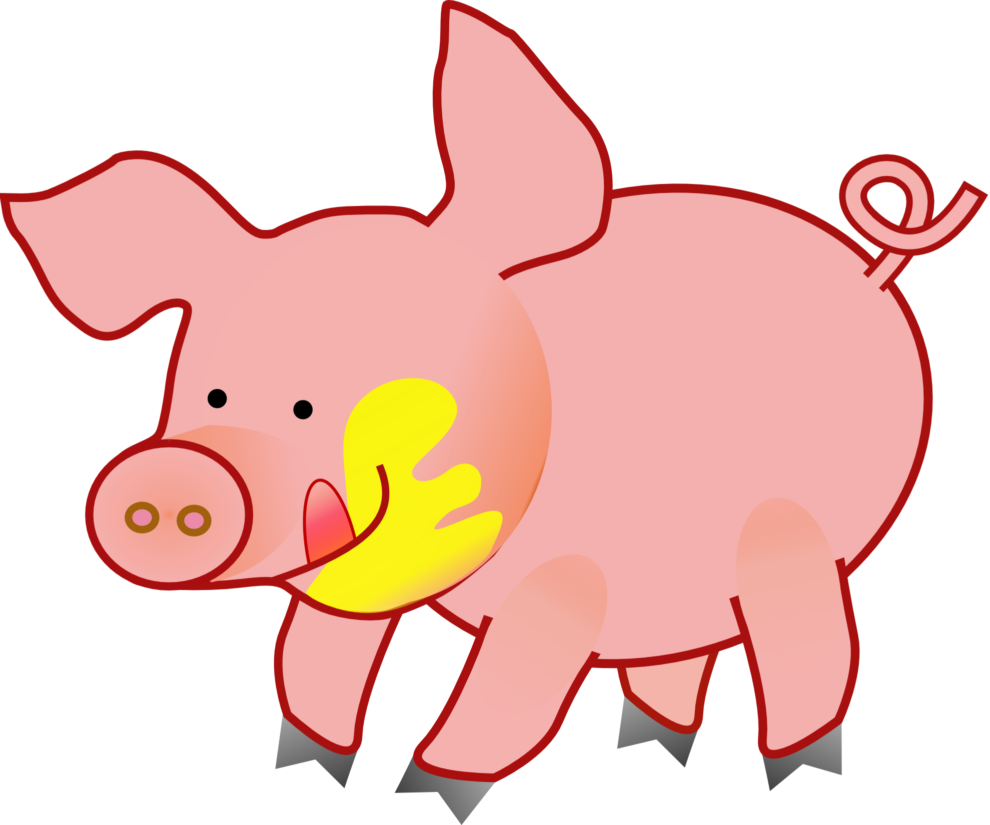 1979x1650 Images Of A Pig