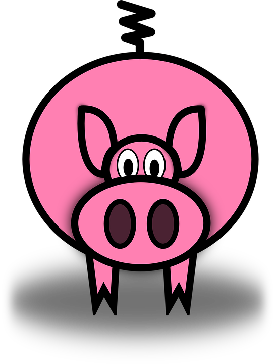 545x720 Pork Clipart Farm Pig