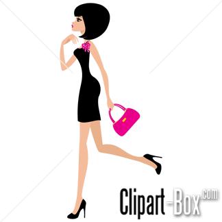 324x324 Top 53 Fashion Clip Art