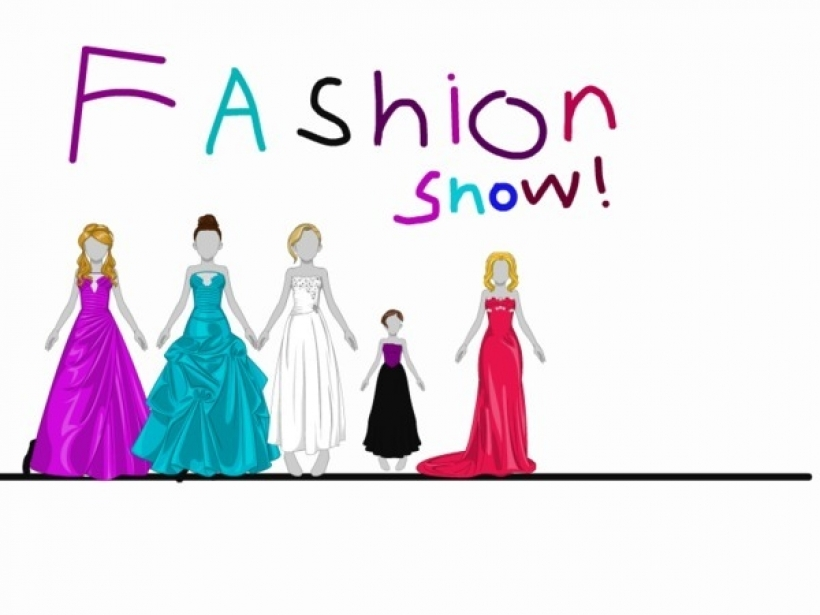 820x615 Youth Fashion Show Clipart Throughout Fashion Parade Clipart