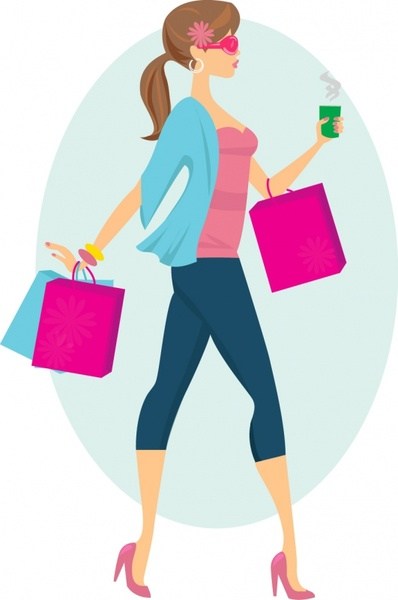 398x600 Shopping Clipart, Suggestions For Shopping Clipart, Download