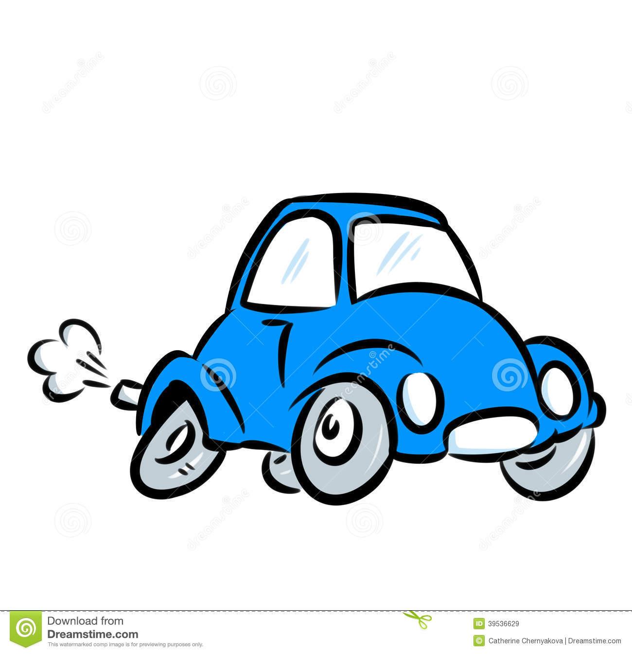 Fast Car Clipart