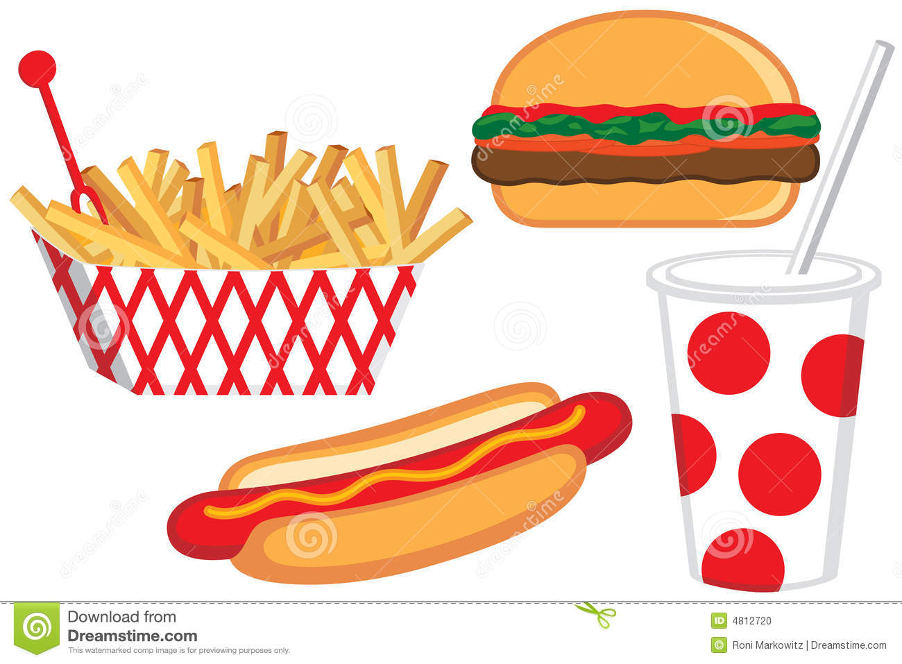 1300x957 Meal Clipart Carnival Food