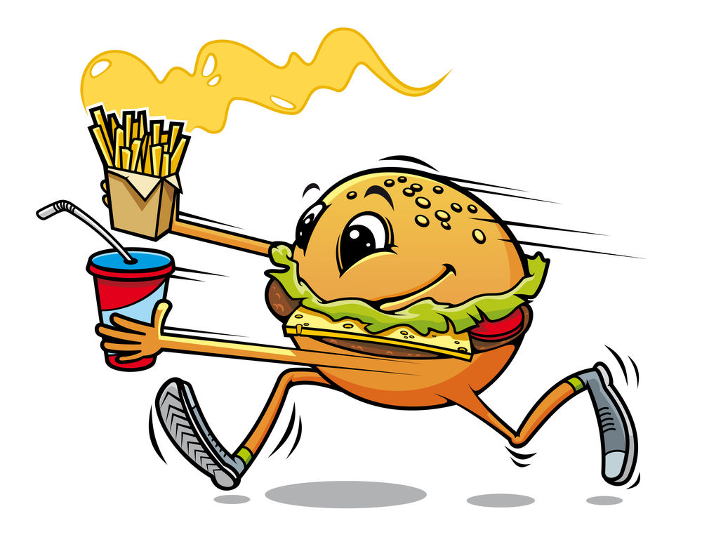 1000x765 Can Clipart Fast Food