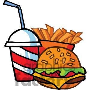 300x300 Fast Food Clipart
