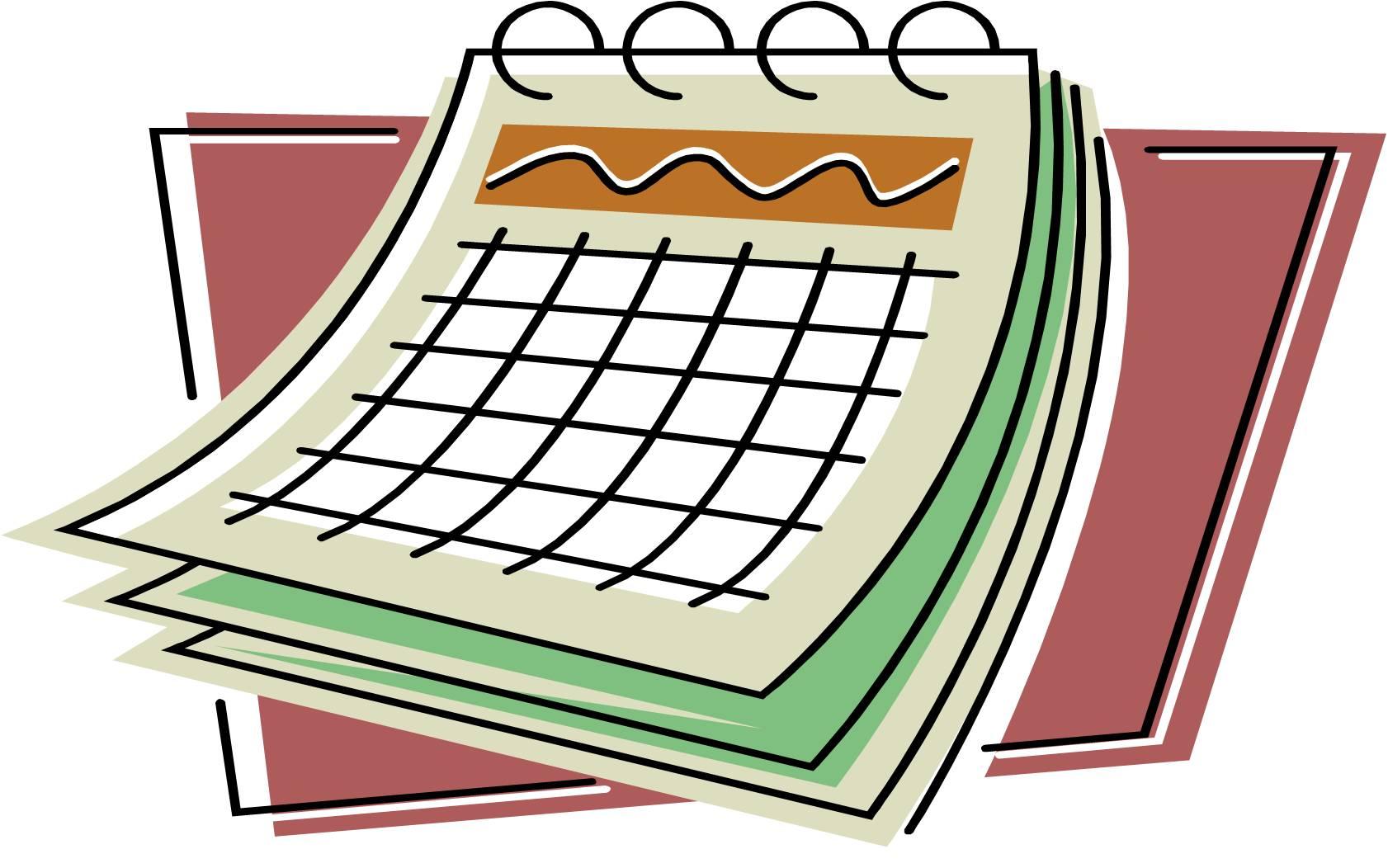 1682x1052 Calendar Clipart November