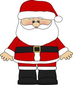 Father Christmas Images Clipart