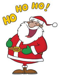 236x300 Santa Images Clip Art Free