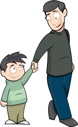 326x526 Father Dad Clipart, Explore Pictures