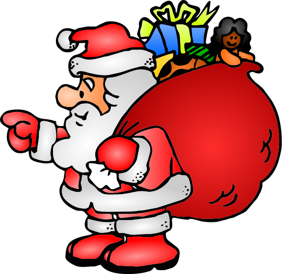 580x563 Christmas clipart for dad
