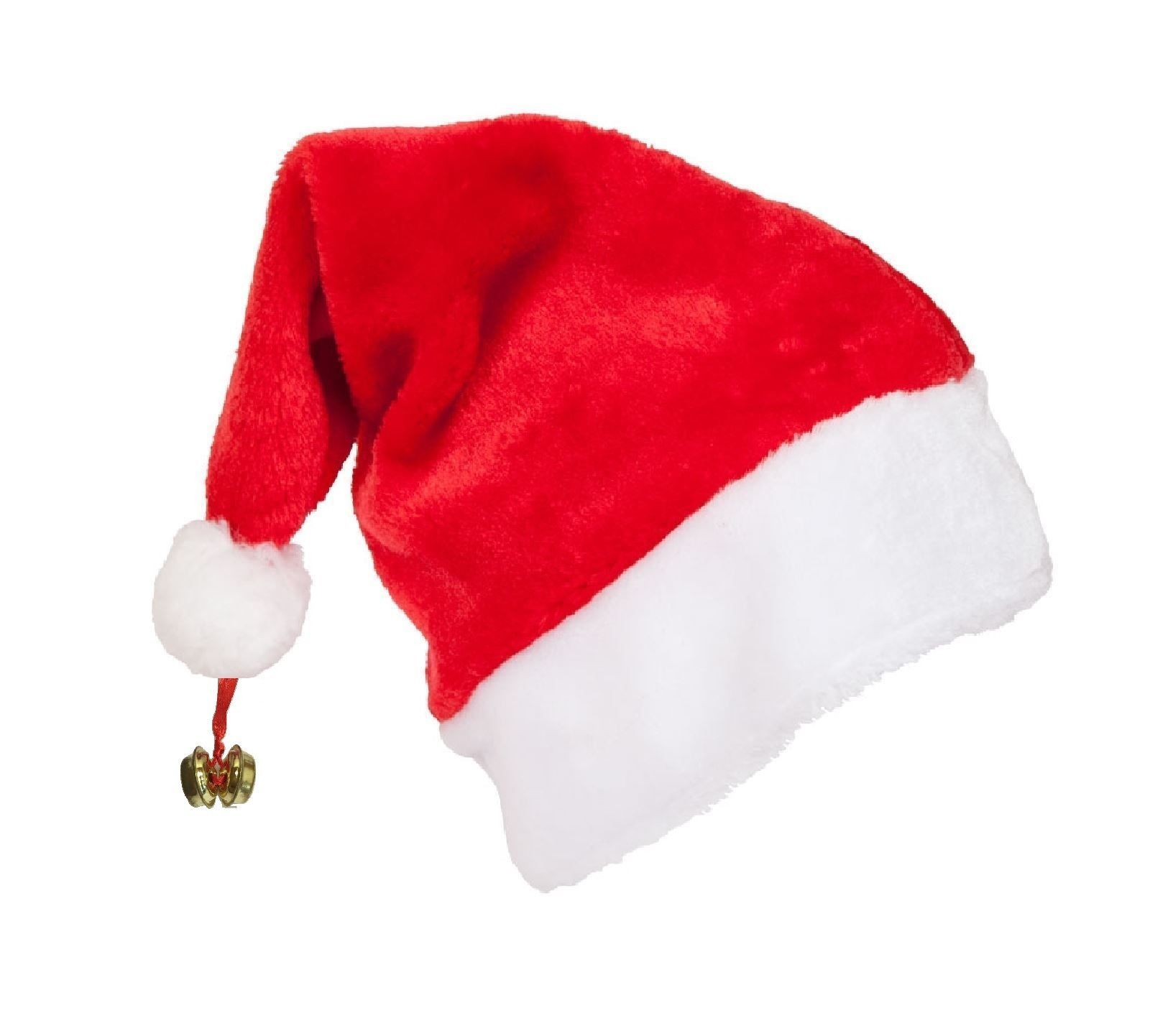 1600x1442 Unisex Father Christmas XMAS Santa Family Hat For Adult Kid Baby
