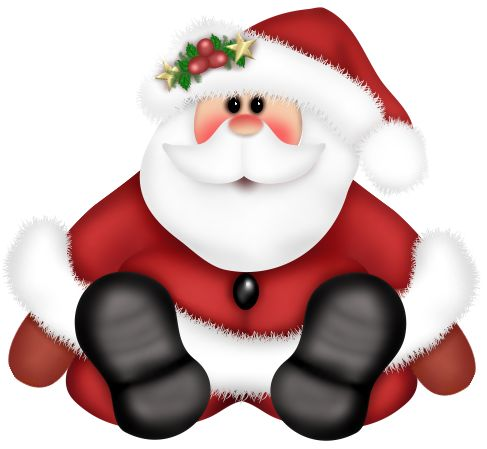 487x449 clipart images father christmas
