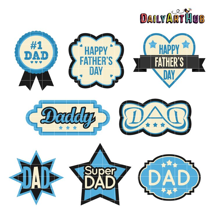736x737 111 Best Father's Day Clipart Images Cards, Dads