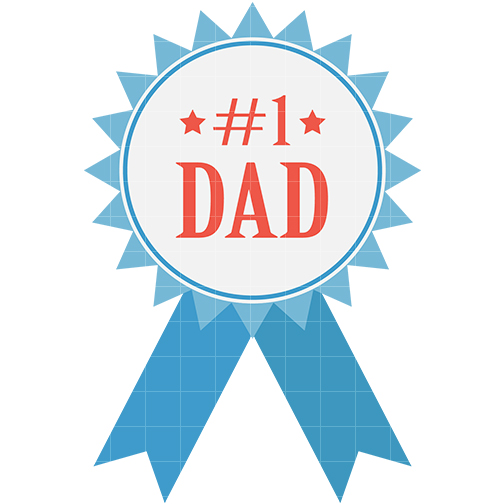 504x504 Free Fathers Day Clipart Images Black And White Transparent