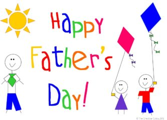333x240 Free Fathers Day Clipart Father'Day Clipartpen