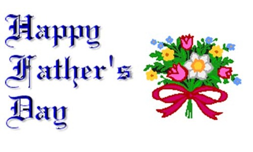 516x310 Top 6 Happy Fathers Day Free Clip Art , Images ~ Best Fathers Day