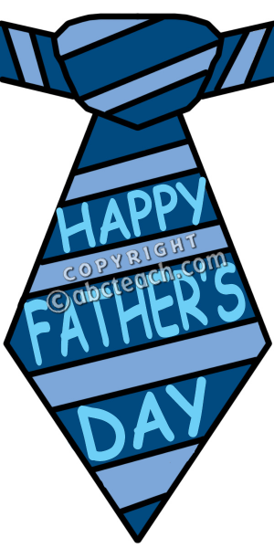 300x600 Clip Art Happy Father's Day Clipart Panda