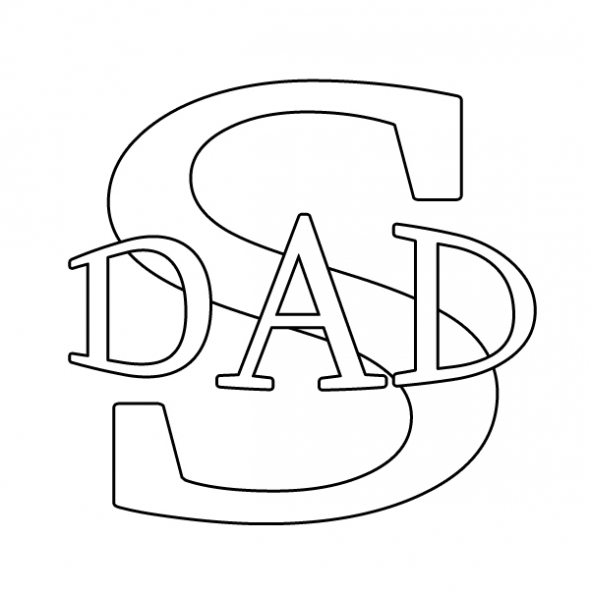 590x593 Super Dad Coloring Page. Happy Father's Day Super