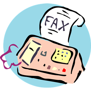 300x300 Fax Machine Clipart Clip Art Clipart Panda