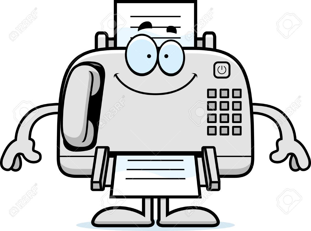 1300x965 Machine clipart fax
