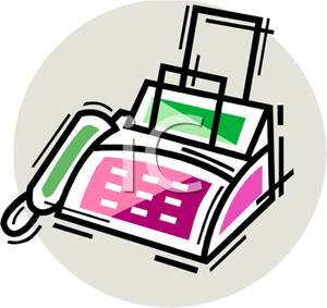 300x283 Pink and Green Fax Machine