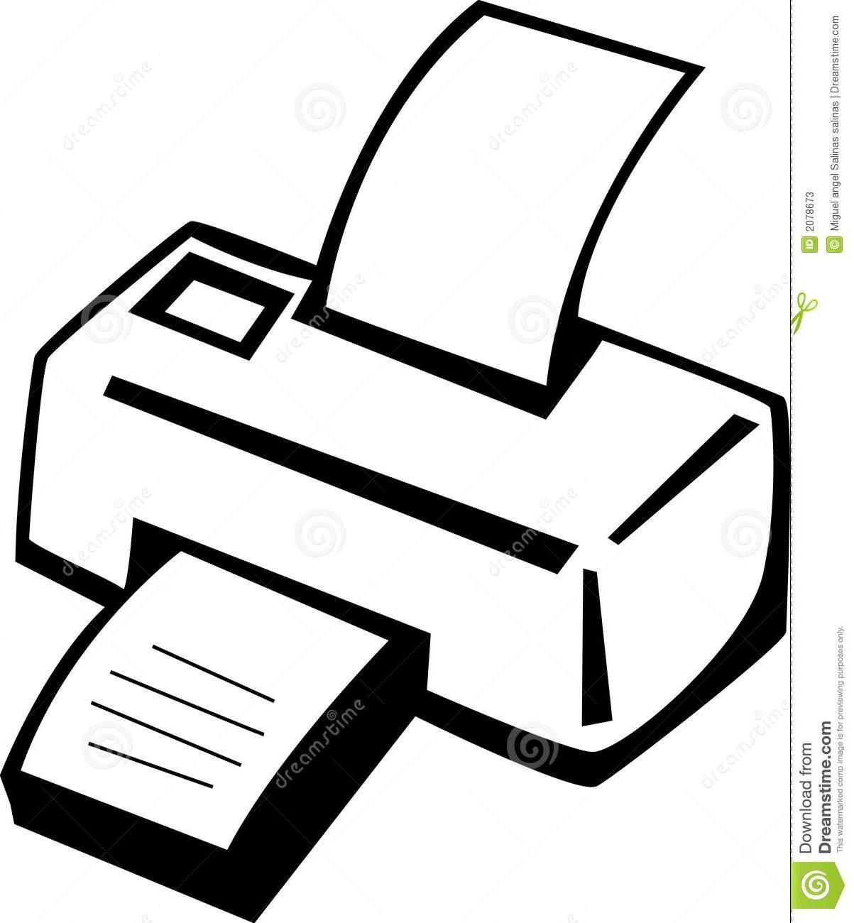 1203x1300 Unique Machine Vector Fax Clipart Design