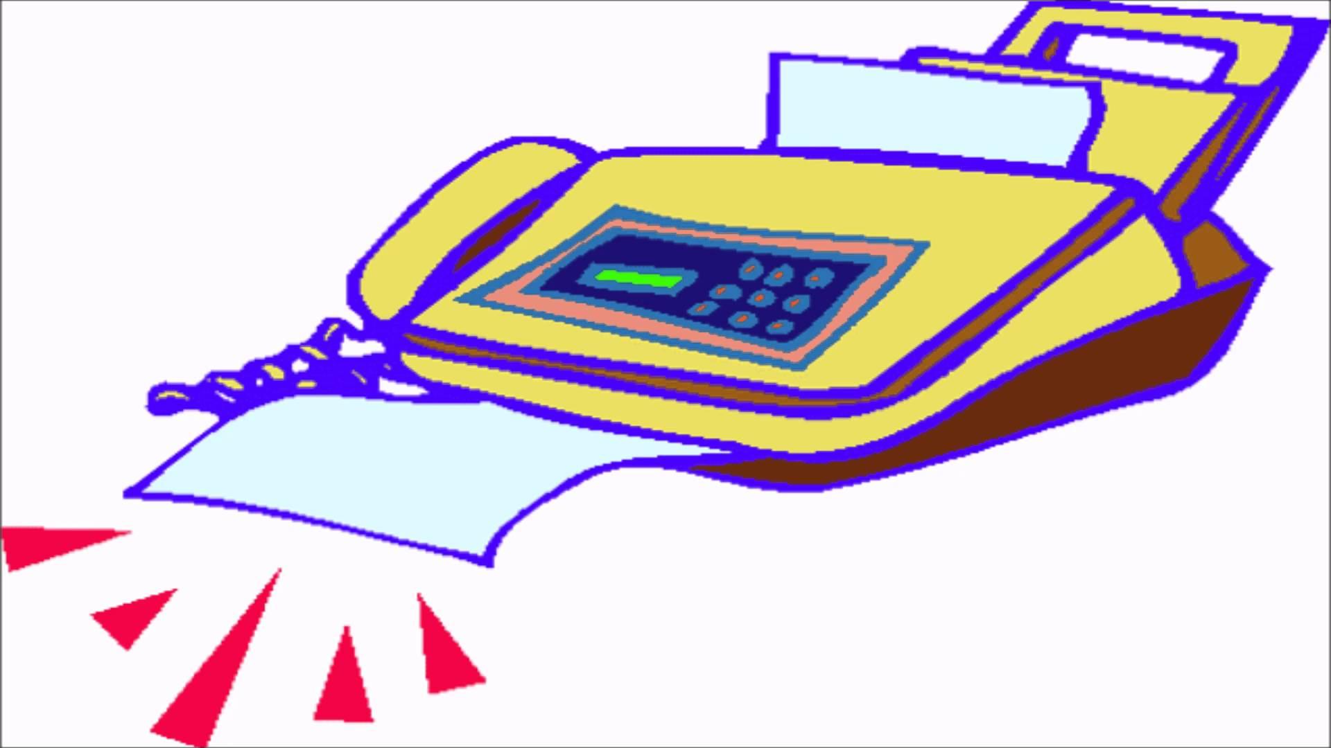 1920x1080 Fax Machine Sound Effect