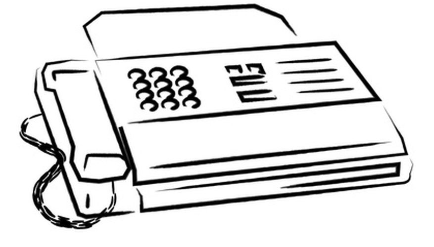 877x500 Fax Requirements Bizfluent