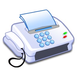 256x256 Fax Free Icons Download
