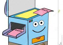 210x150 Clip Art Fax Machine Clip Art