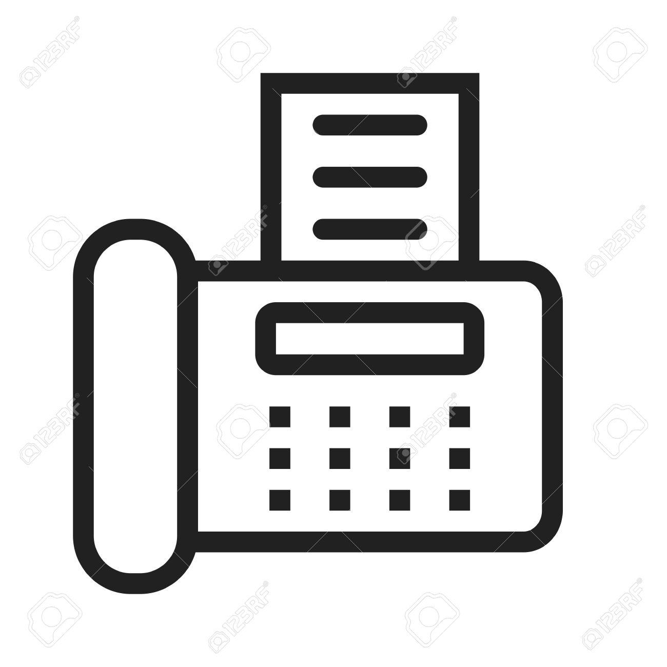1300x1300 Clip Art Fax Machine Pictures Clip Art