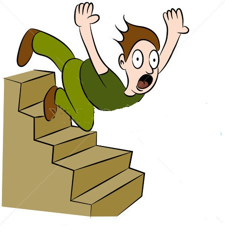 450x470 47 Fear Of Falling Down Stairs, How To Help A Dog Overcome Its