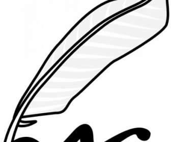 336x280 Feather Pen Clip Art Vector Clip Art Free Vector Free Download