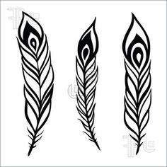 236x236 White Feather Clip Art