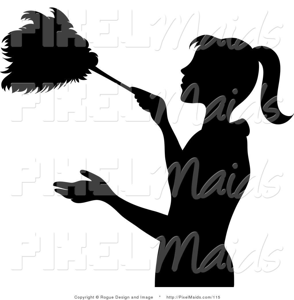 1024x1044 Feather Duster Clipart