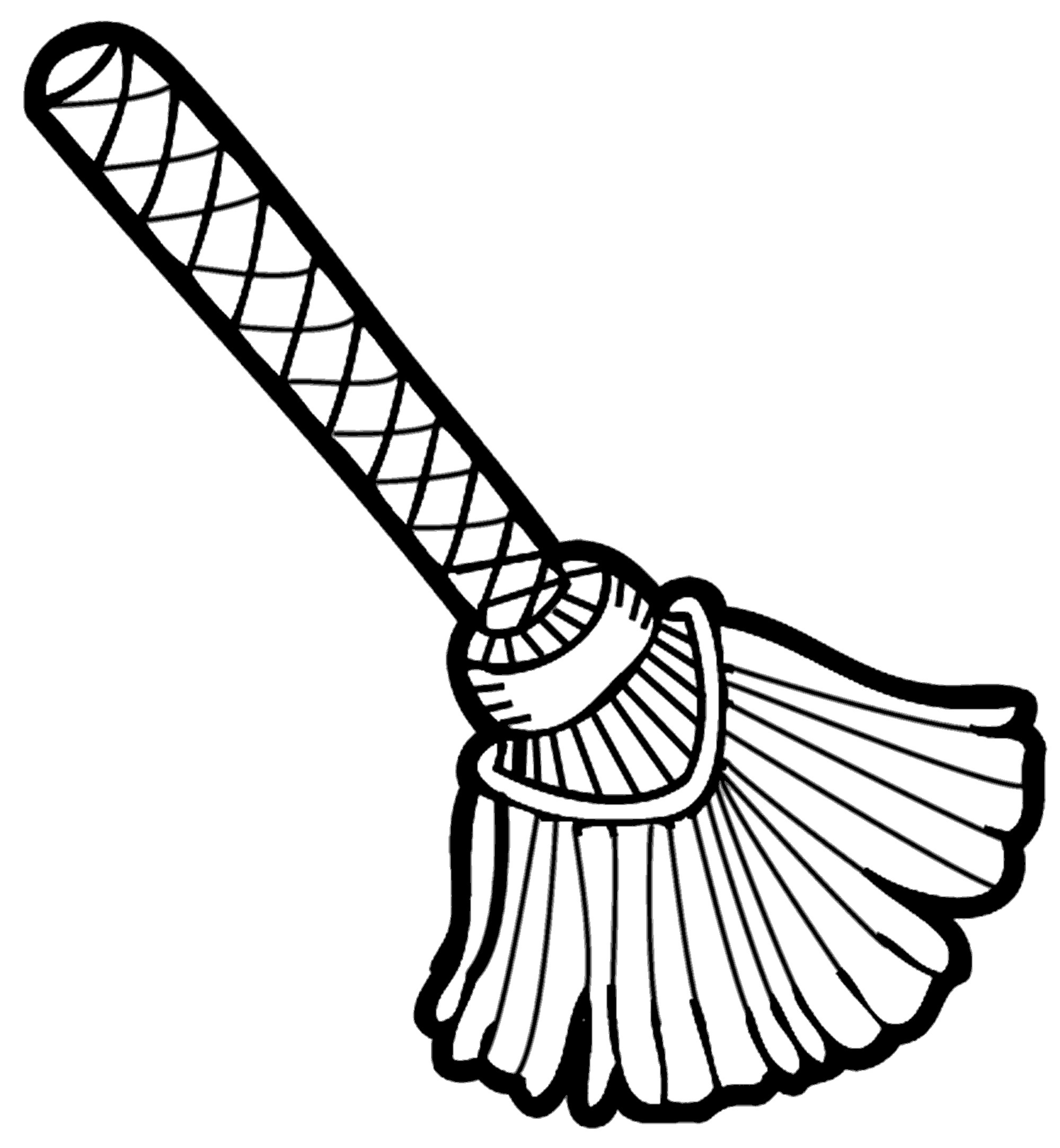 2000x2166 Broom Feather Clipart, Explore Pictures