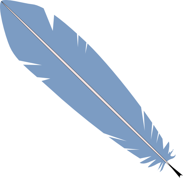 600x584 Feather Pen Png, Svg Clip Art For Web