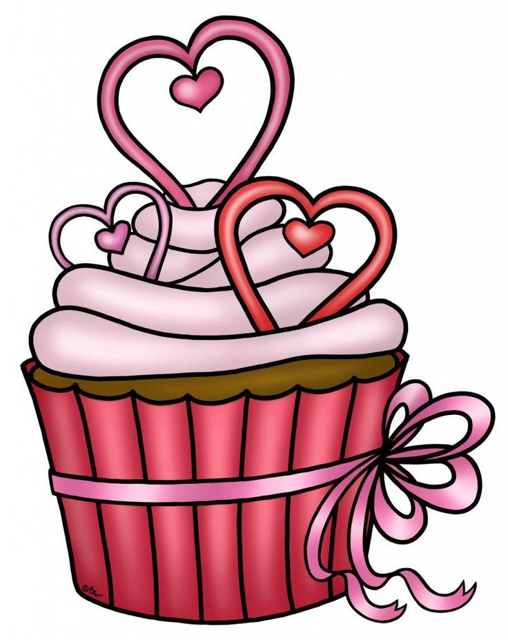 February Birthday Clipart