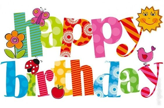 564x373 Happy birthday clip art Happy Birthday Clip Art H B D To You