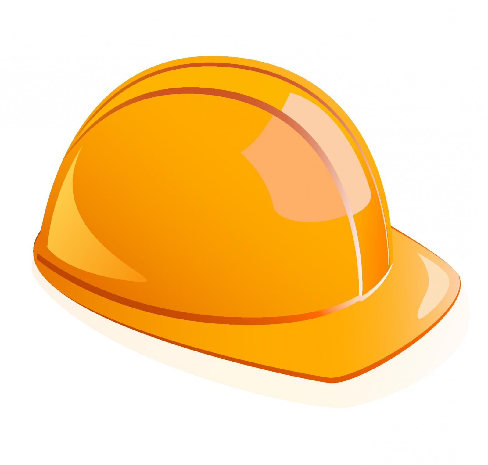 1600x1524 Best Free Yellow Hard Hat Clip Art Drawing Free Vector Art