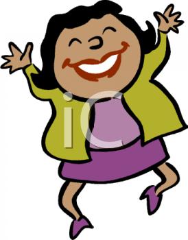 274x350 Feeling Clipart Happy Person