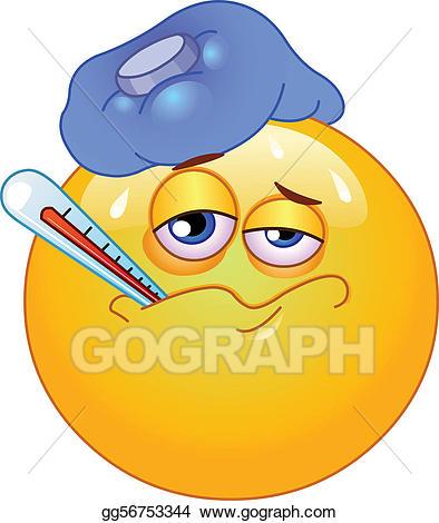 394x470 Sick Person Clip Art