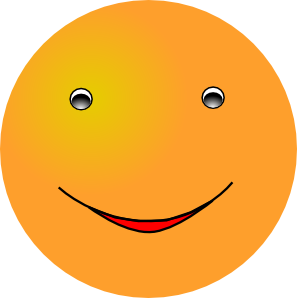 297x298 Smiley Clip Art