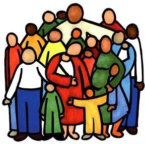 288x287 Church Fellowship Clip Art Cliparts