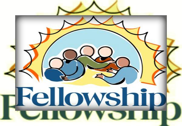 600x414 Church Fellowship Dinner Clipart