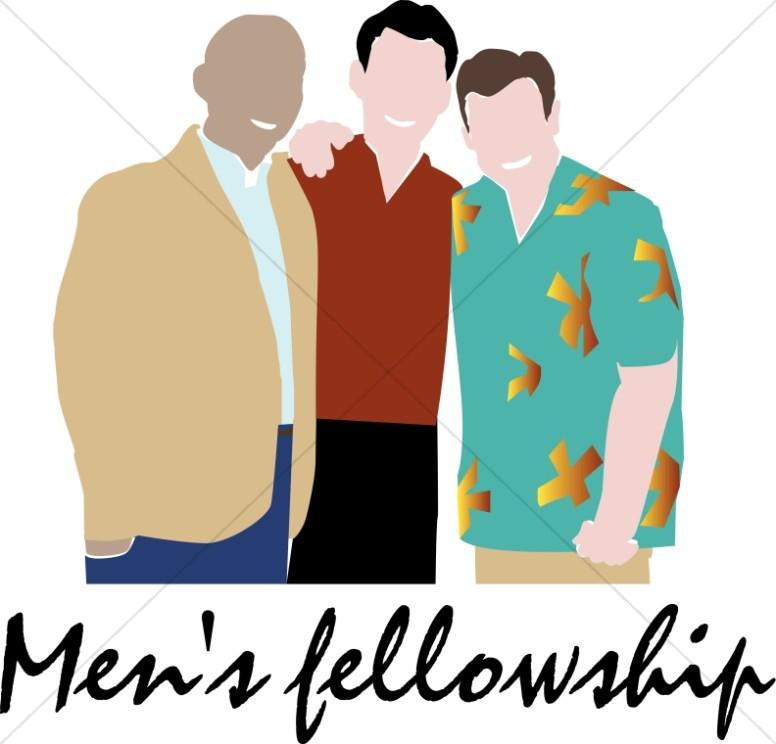 776x744 Men's Fellowship Clipart