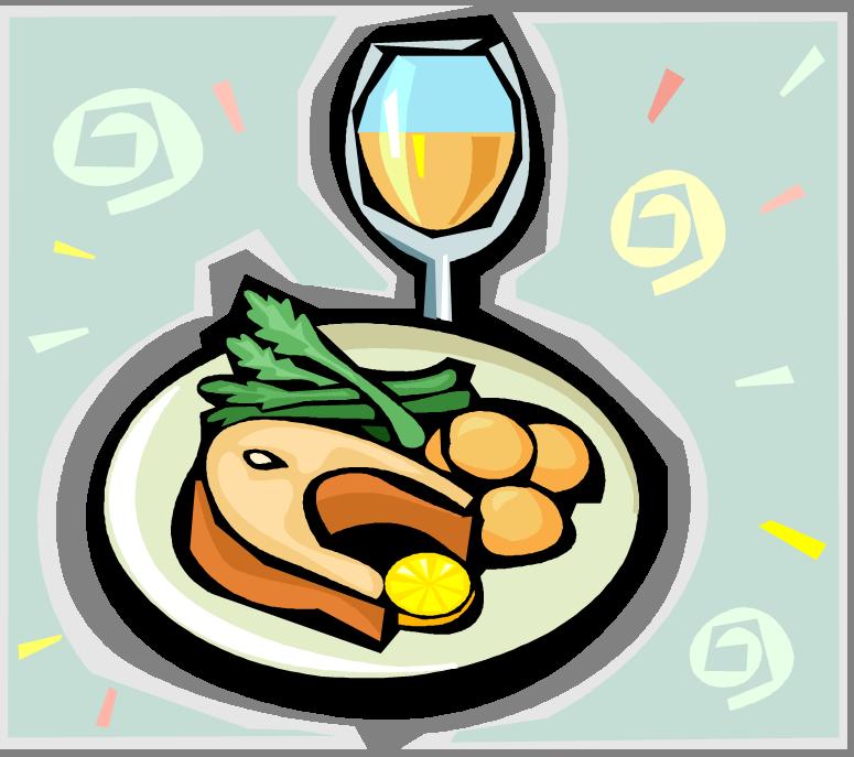 775x687 Dinner Clip Art 2