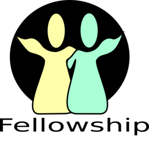 298x282 Fellowship Church Clipart