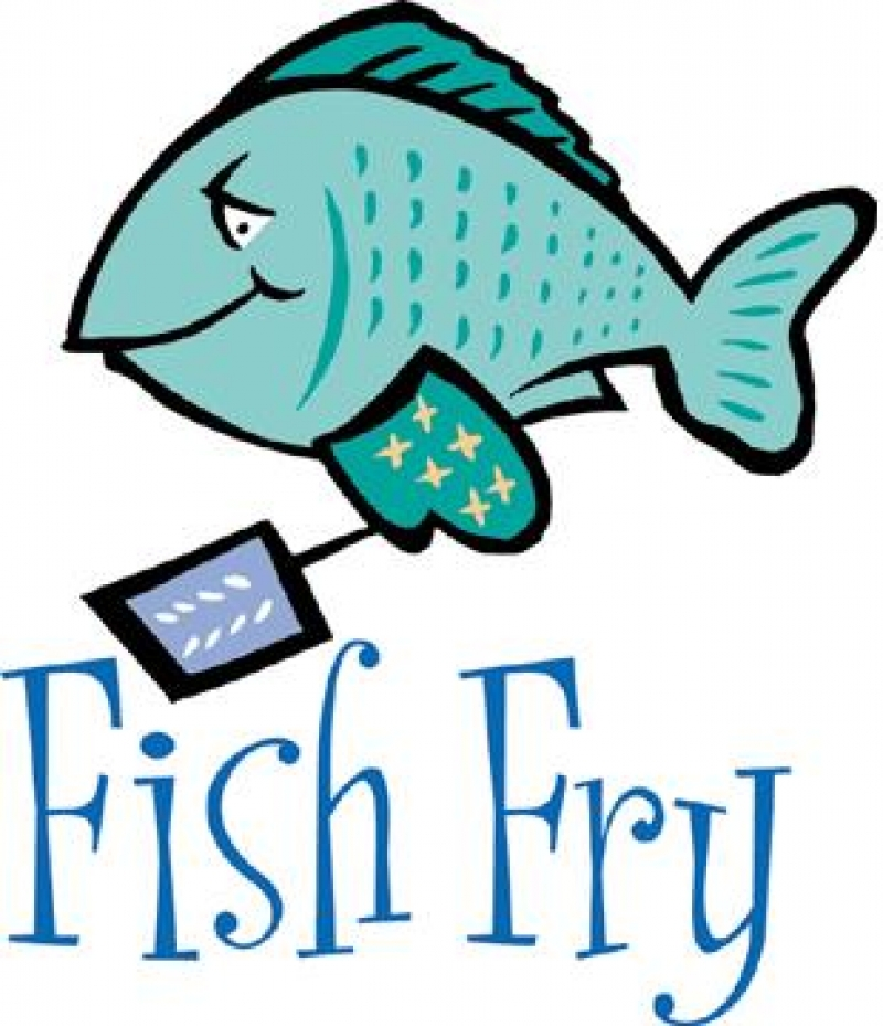 800x929 Fish Fry Clipart